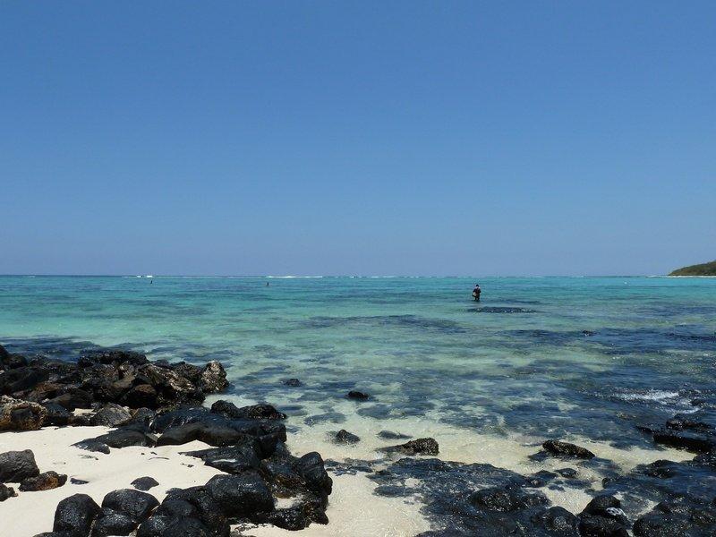 La plage du jour! Blue Bay dans La plage du jour bluebay1